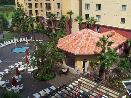 Wyndham Bonnet Creek Resort: Cantina/Pizza