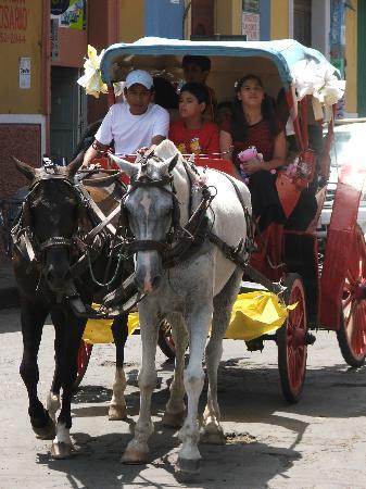 tourism and taxi, Granada