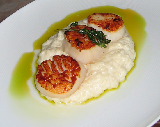 Park Grill: Pan Seared Diver Scallops
