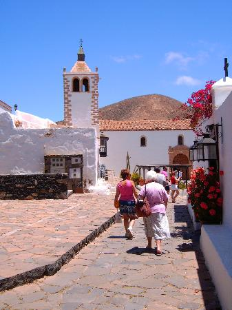 Center of Fuerteventura