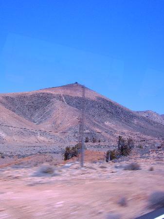 Fuerteventura, España: Mountains