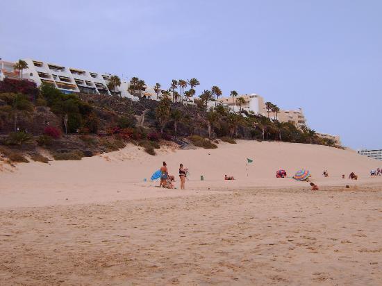 Fuerteventura, İspanya: Muerro Jable (Jandía)