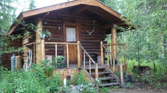 Carlo Creek Lodge: Cabin #3