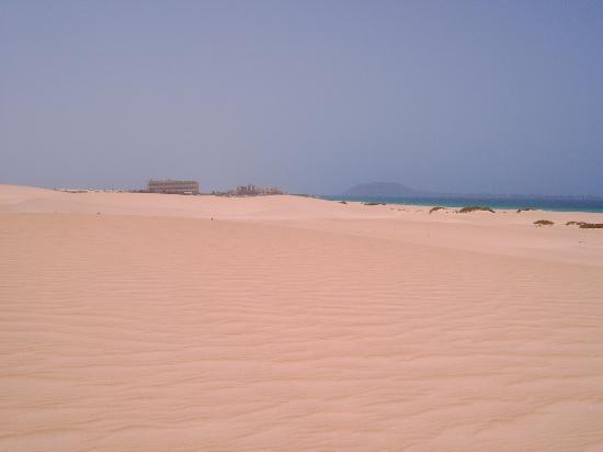 Φουερτεβεντούρα, Ισπανία: Corralejo Dunes - El Jable (Parque Natural)