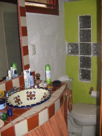 Hotel Playa del Karma: Bagno