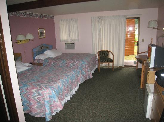 Darrington Motor Inn: inside view of the room
