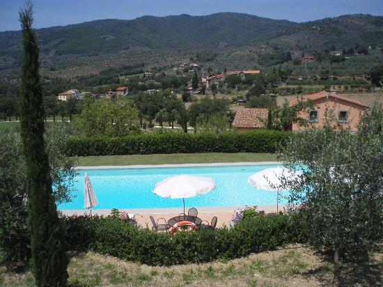 Casa Portagioia - Tuscany Bed and Breakfast: The pool..need we say more?