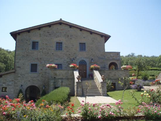 Casa Portagioia - Tuscany Bed and Breakfast: Main cottage.