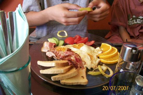 Havelska Apartment : American Breakfast