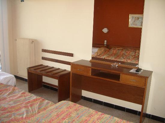 Hotel Montecarlo: mobilier