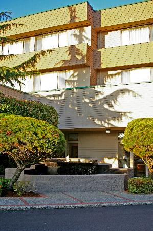 Best Western Cascadia Inn: Fountain