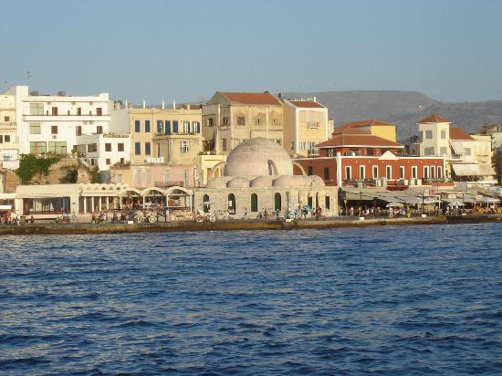 Old Chania - Picture of Ammos Hotel, Agii Apostoli - TripAdvisor