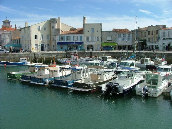 Hotel de Toiras: St Martin