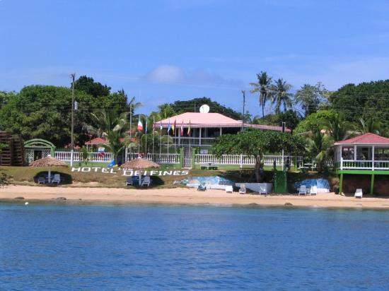 Литтл-Корн-Айленд, Никарагуа: Hotel Los Delfines