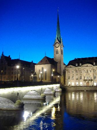 Zürich, Sveits: My favorite photo of Zurich