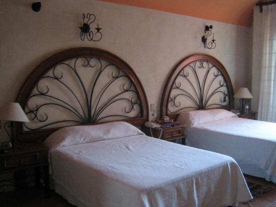 Hotel Trebol: Chambre double