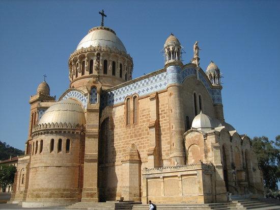Basilika Notre Dame d'Afrique