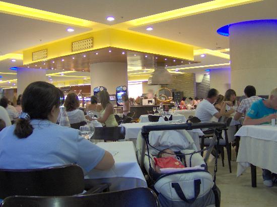 Melia Benidorm: El restaurante buffet ''El Curt''