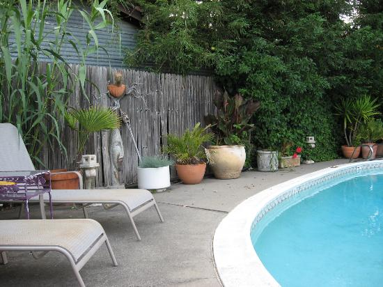 Chelsea Garden Inn: Pool area