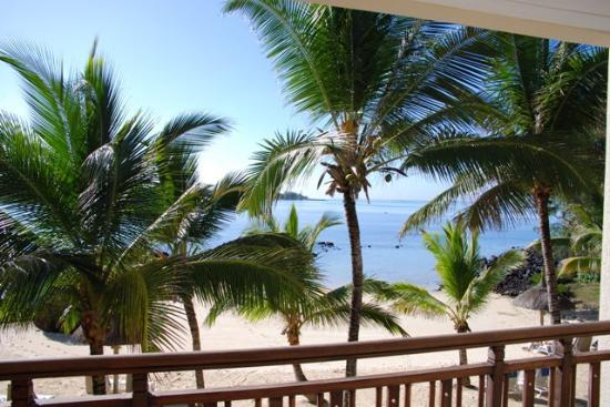 Shandrani Beachcomber Resort & Spa: The view from our balcony