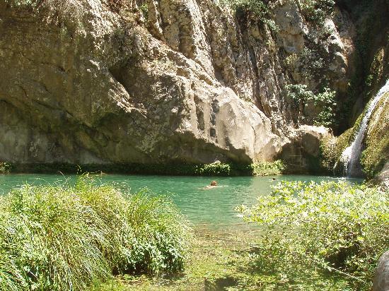 Finikounda, Grecia: polylimni