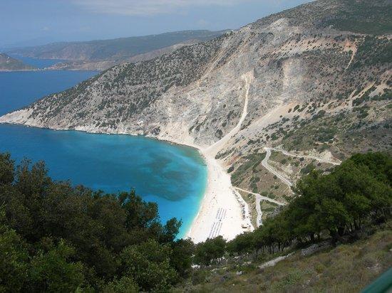 Panorama Apartments: Myrtos beach
