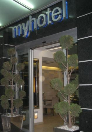 My Hotel: Entry