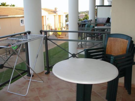 Insotel Punta Prima Resort & Spa: Terraza habitación