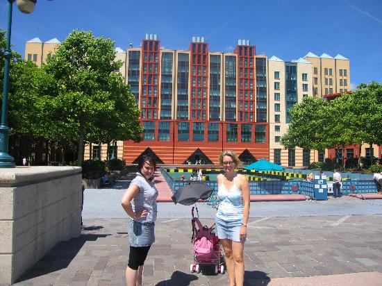 Hotel B And B Marne La Vallee Disney