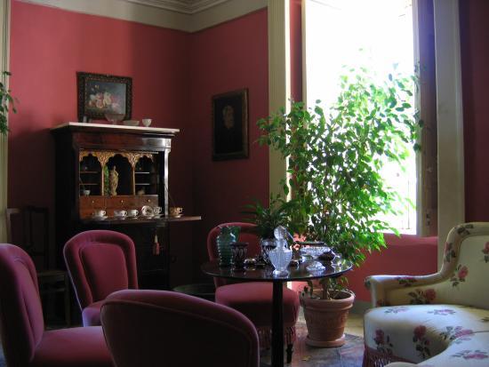 Villa Romano: One of the parlours