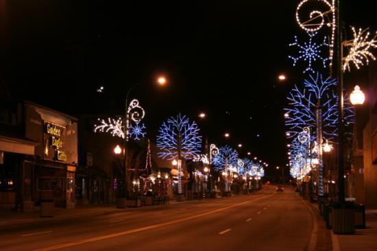 Gatlinburg Tn Christmas Lights.Christmas Lights 5am Picture Of Gatlinburg Sevier