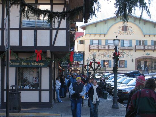Leavenworth, WA - Heart of the attraction