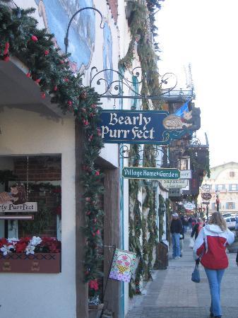 Leavenworth, WA - Bavarian Shops