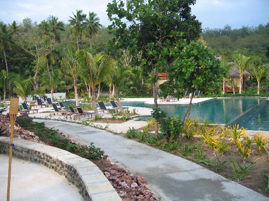 Likuliku Lagoon Resort: the pool