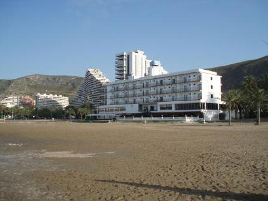 Hotel Sicania: from see