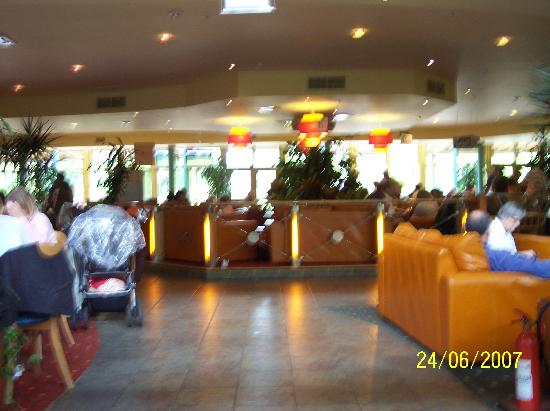 Center Parcs Longleat Forest: Sports Bar