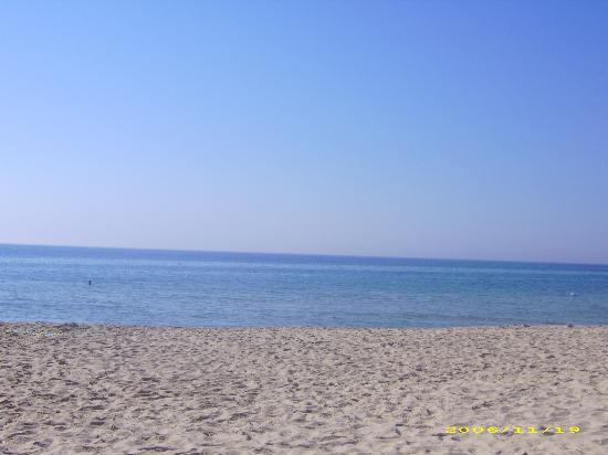 Hotel Royal Nozha : La plage