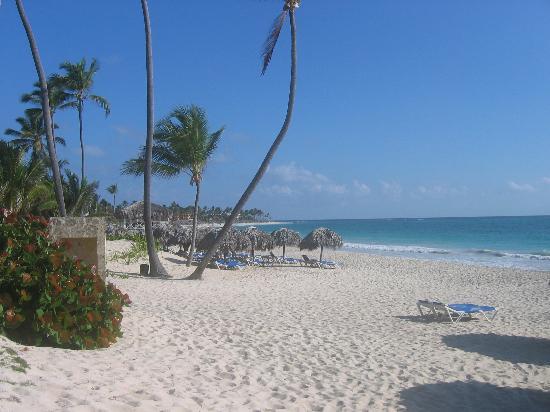 Paradisus Punta Cana Resort: a perfect white beach