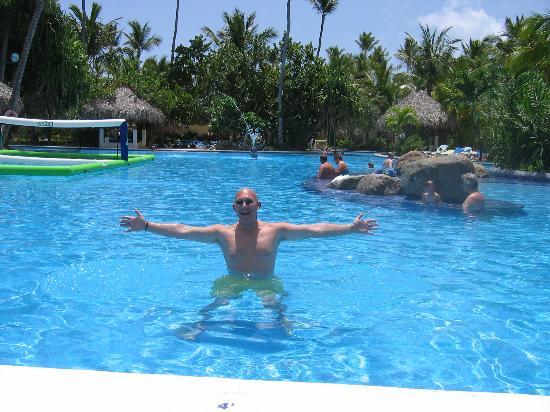 Paradisus Punta Cana Resort: great pool