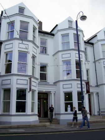 Adelphi Portrush: Hotel Frontage