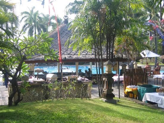 Holiday Inn Resort Baruna Bali : Vue de la chambre