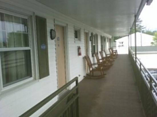 Howard Johnson Williamstown: Second Floor