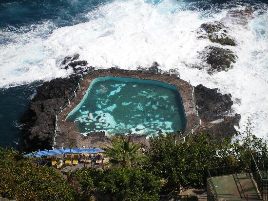 5de51839aca37 Hotel Best Semiramis  La piscina de mar. Las olas rompen a tu lado.