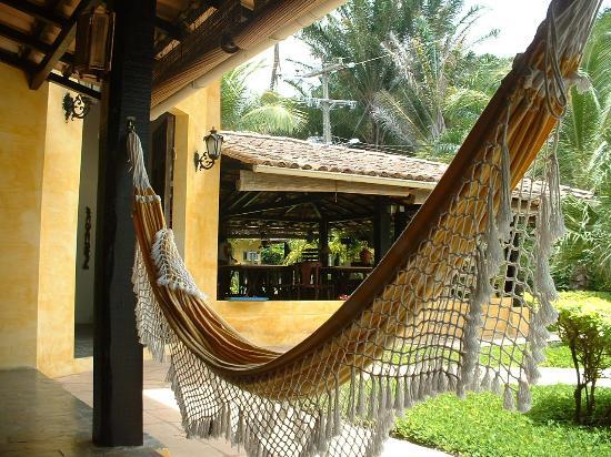 Villa das Pedras Pousada: relaxing in villa das pedras