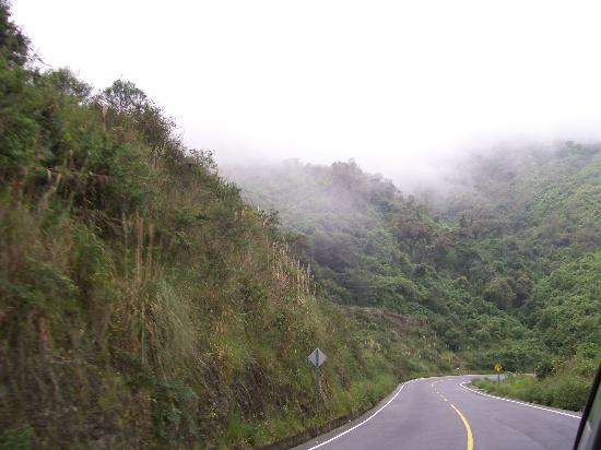 Arasha Tropical Rainforest Resort & Spa: The road from Quito to Arasha
