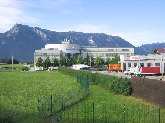 Haus Kernstock Window View