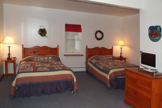 Willows Motel: Clean Spotless room