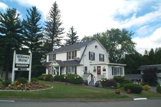 Williamstown, MA: Beautiful location and surrounding