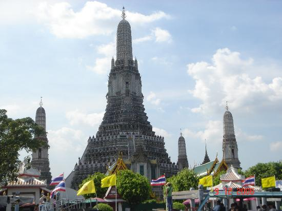 Bangkok, Thailand: Beautifull temple