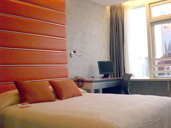 Cosmo Hotel Hong Kong : Room